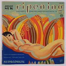 JOSEF SUK: Ripening SUPRAPHON Czech LPV 343 ORIG Vinyl LP NM Rare!