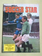 SOCCER STAR - UK FOOTBALL MAGAZINE- 17 OCT 1969 - WOLVERHAMTON WANDERERS