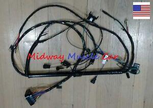 engine wiring harness 70 71 Pontiac Trans Am Firebird t/a Formula
