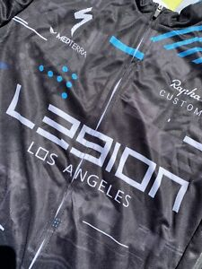 L39ION Team Cycling Jersey - Legion Of Los Angeles LA Team Large Justin Williams