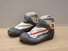 SALOMON Siam 7 Cross Country Ski Boots Classic Womens Size EU38 SNS Profil