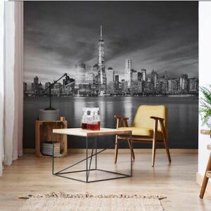 144x100inch Wall mural photo wallpaper New York City + FREE adhesive PREMIUM