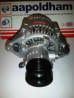 FITS LAND ROVER DISCOVERY TD5 2.5 DIESEL BRAND NEW ALTERNATOR & BRAKE VAC PUMP