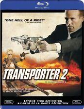 TRANSPORTER 2 BLU RAY + DVD Movie- Brand New  Fast Ship (HMV-377 / HMV-59)