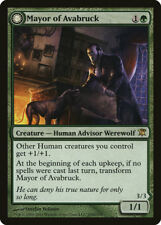 MTG X1: Mayor of Avabruck, Innistrad, R, NM-Mint - FREE US SHIPPING!