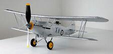 West Wings WW09 Hawker Hart Balsa vuelo avión de envergadura 632mm T48 Libre Post
