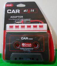 Cassette Adapter for Mobile, Mp3, Cd W800, Brand New, Usa Seller