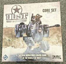 Dust Tactics: Revised Core Set Complete FREE SHIPPING