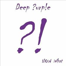 Now What?! by Deep Purple (CD, 2013, Eagle Records (USA))