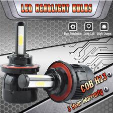 H13 9008 80W 8000LM 4-Sided LED Headlight Bulb Kit For Chevrolet Cruze 2011-2015