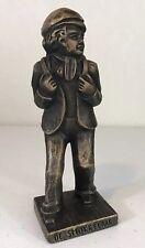 Rare Statue -THE SMUGGLER Belgium Netherlands Baarle-Nassau-Hertog DE SMOKKELAAR