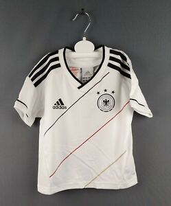 Germany soccer jersey + shorts kids 1-2 years 2018 shirt X21817 Adidas ig93