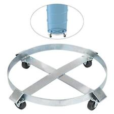 Drum Dolly 1000 Pound Swivel Caster Wheel Steel Frame Hand Truck