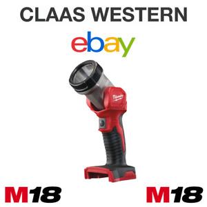 Milwaukee M18TLED-0 M18 LED Torch Light 18V Body Only (4932430361)