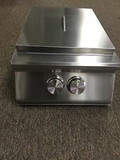 Outdoor kitchen STAINLESS STEEL 60,000 BTU POWER BURNER FOR A BBQ ISLAND - SALE