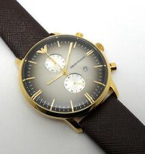 IMORTED Emporio Armani AR1755 Retro Collection Designer Watch for Men