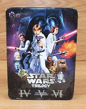 Star Wars Trilogy: (DVD) A New Hope IV, Empire Strikes Back V, Return of Jedi VI