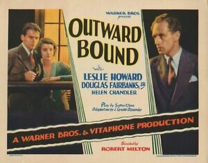 Outward Bound - 1930 - Leslie Howard Helen Chandler Milton Pre-Code Drama DVD