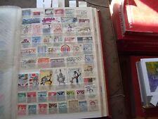 TCHECOSLOVAQUIE - 55 timbres obliteres (tout etat) stamp