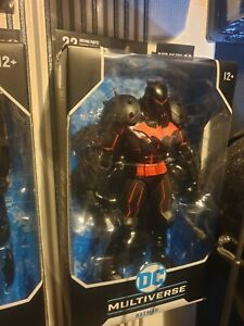 Batman Hellbat DC Multiverse McFarlane Figure