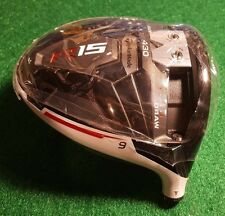 TAYLORMADE R15 TOUR ISSUE 430 9* MENS RIGHT HANDED DRIVER HEAD ONLY! BRAND NEW!!
