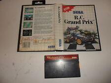 Sega master system r.c. grand prix