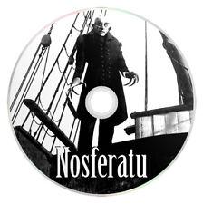 Nosferatu (1922) Fantasy, Horror Movie / Film on DVD