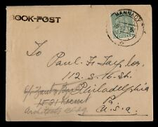 DR WHO 1951 INDIA MANNADY TO USA C76968