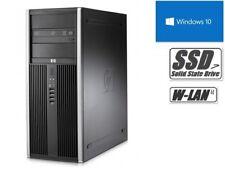 HP Computer PC Quad Core i5 8GB RAM 128GB SSD +HDD DVD Brenner WLAN Windows10