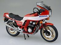 Aoshima 1/12 BIKE Honda CB750F BOLD'OR-2 Option Ver. Plastic Model Kit NEW