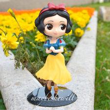 Disney Princess Action Figure Snow White Cute Version Doll Decoration Girls Toy