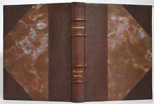 RELIURE SIGNÉE Yseux Félicien ROPS Camille LEMONNIER Illustré Ed. Floury 1908
