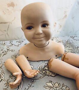 Character Designer Dolls Head Shoulders Limbs Dianna Effner Collectors Doll Kit