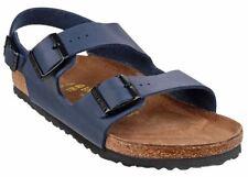 Sandali e scarpe blu Birkenstock per il mare da uomo
