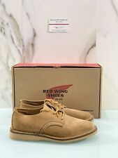 Red Wing Lace-Up Man Oxford Hawthorne 03302 IN Suede Man 39