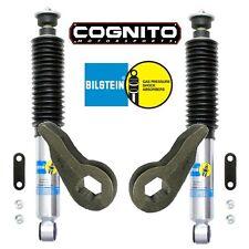 01-10 GMC 2500 HD Sierra Lifting Leveling Torsion Keys w/ Front Bilstein Shocks
