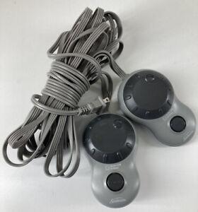 Sunbeam A02-TC-03U2 S85KQA Dual Control Electric Blanket Controller
