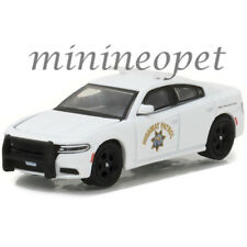 Greenlight 42820 F 2016 Dodge Charger California Highway Patrol Chp 1/64 White