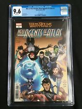 War of The Realms: New Agents of Atlas #1 CGC 9.6 3737280021