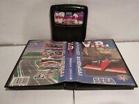 Virtua Racing V.R. Sega Megadrive - PAL - Bon état (manque le manuel)