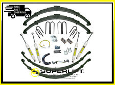 "1973-1991 Chevrolet GMC 2500 3/4 Ton Suburban 12"" SuperLift Suspension Lift Kit"
