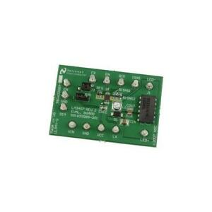 1 x Texas Instruments Evaluation Board LM3407EVAL/NOPB, Sw. Regulator 350mA