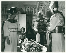 VALERIE LEON BLOOD FROM THE MUMMY'S TOMB 1971 PHOTO ORIGINAL #8 HAMMER