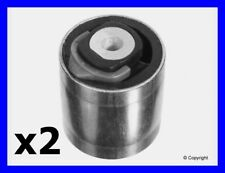 2 MEYLE AUDI/VW A4 A6 A8 QUATTRO 1996-2008 Control Arm Bushing FRONT LOWER INNER
