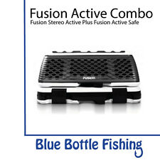 Fusion Stereo Active With Active Safe Combo White