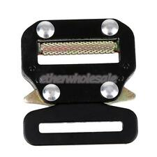 """Tactical Military Quick Release Belt Safety Belt Buckle for 1.75"""" Webbing"""