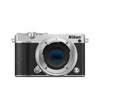 Nikon 1 J5 Mirrorless Digital camera Only Body - silver