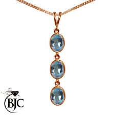 Topaz Rose Gold Fine Jewellery