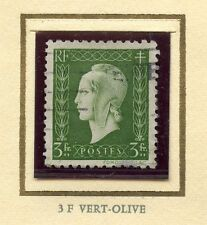 STAMP /  TIMBRE FRANCE OBLITERE MARIANNE DE DULAC N° 694