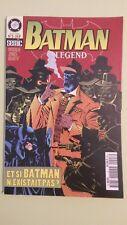 comics batman legend n°5